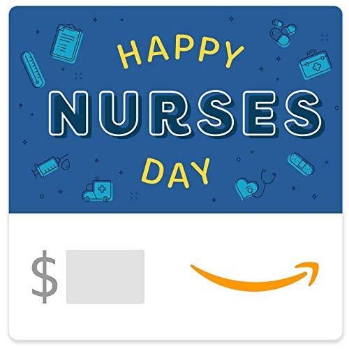 Amazon eGift Card - Happy Nurse's Day