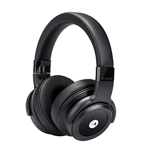 Motorola Lifestyle Escape800 ANC Auriculares Bluetooth (HD Sound, IP54, 12h) color negro
