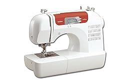 Brother CS10 Computer Sewing Machine (40 stitches)