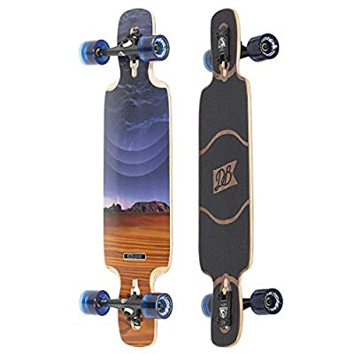 "DB Longboards Vantage 36"" Maple Longboard Complete"