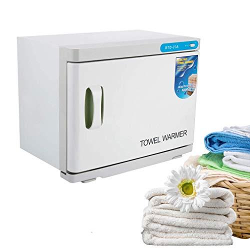 Wangkangyi Handtuchwärmer Towel Kosmetik Handtuch Schrank Wärmegeräte Kompressenwärmer für Friseursalon Kosmetikstudio (23L)