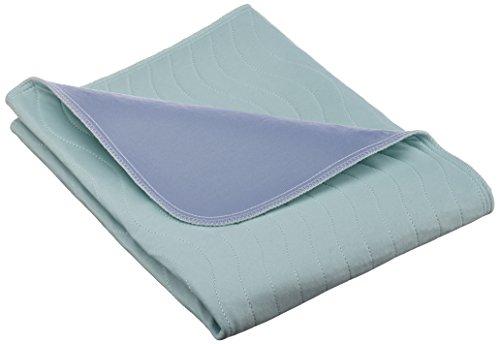 Abso wiederverwendbare Bettpolster 750 x 900 mm Die Absorption 1.8L, Maximum Bed Schutz, maschinenwaschbar, Fünf Layered Material, wasserdicht, Hilfe für Inkontinenz, bettlägerig,