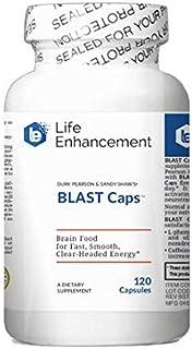 Life Enhancement Blast Caps, 120 Capsules
