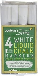 سعر Native Spring Chalkboard Labels