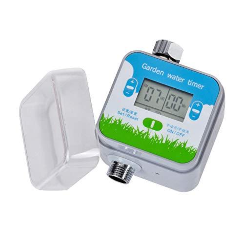 GUMEI Garden Automatische elektronische Bewässerungs-Zeitschaltuhr Gartenbewässerungs-Sprinkler