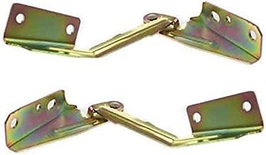 Koolzap For 00-11 Focus 2.0L/2.3L Front Hood Hinge Bracket Left Right Side SET PAIR