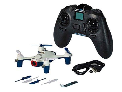 Revell 23922 Control RC Quadrocopter mit HD Kamera, ferngesteuert mit 2,4 GHz Fernsteuerung, leicht zu fliegen, Höhensensor, Geschwindigkeisstufen, Flip-Funktion, Headless, LED, Gyro, STEADY QUAD CAM