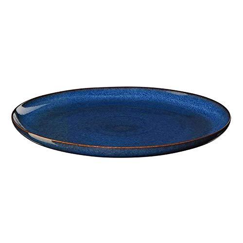 ASA 27141119 Assiette à dessert Bleu nuit 21 cm