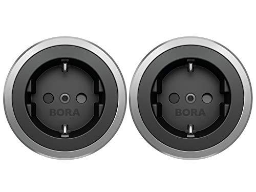 Bora USTF Steckdose Type F SET 2x Universalartikel für den Möbeleinbau Anschluss