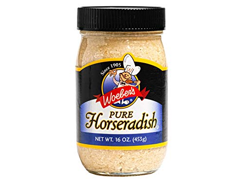 Pure Horseradish - 8oz Jar - Homestyle