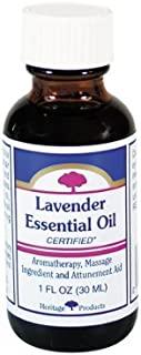 Heritage Store Lavender Oil, 1-Ounce