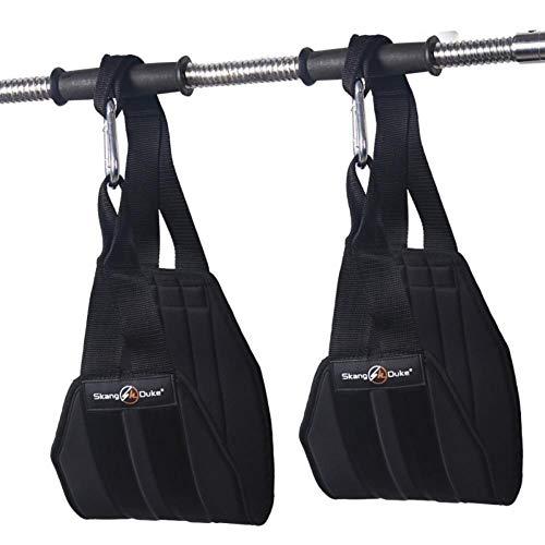 SSXAbdominal Hanging Belt Klimmzugstange Pullup Heavy Duty Muskeltraining Support Belt Hanging Training Strap