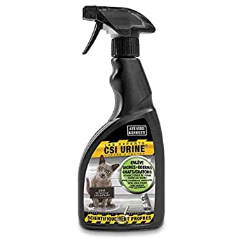Csi Urine Spray pour Chat/Chaton