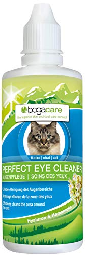 Bogacare Perfect Eye Cleaner Katze