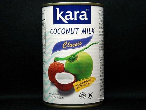 ココナッツミルク 425ml /カラ(2缶)