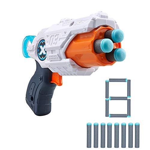 X-Shot - Pistola Tek X-Shot + 3 dardos (44765)