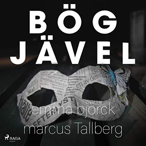 Bögjävel audiobook cover art