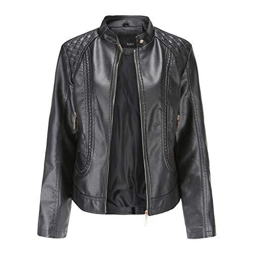 Vectry Invierno Calentar Mujer Short Coat Chaqueta De Cuero Parka Zipper Tops Abrigo Outwear 2019 Nuevo Chaqueta Casual Abrigos Mujer