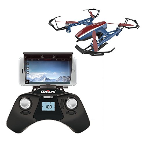 Force1 U28W Wifi FPV Drone with Altitude Hold, Wide Angle HD Camera, Live Video and Remote Control, for Aerial Photography...
