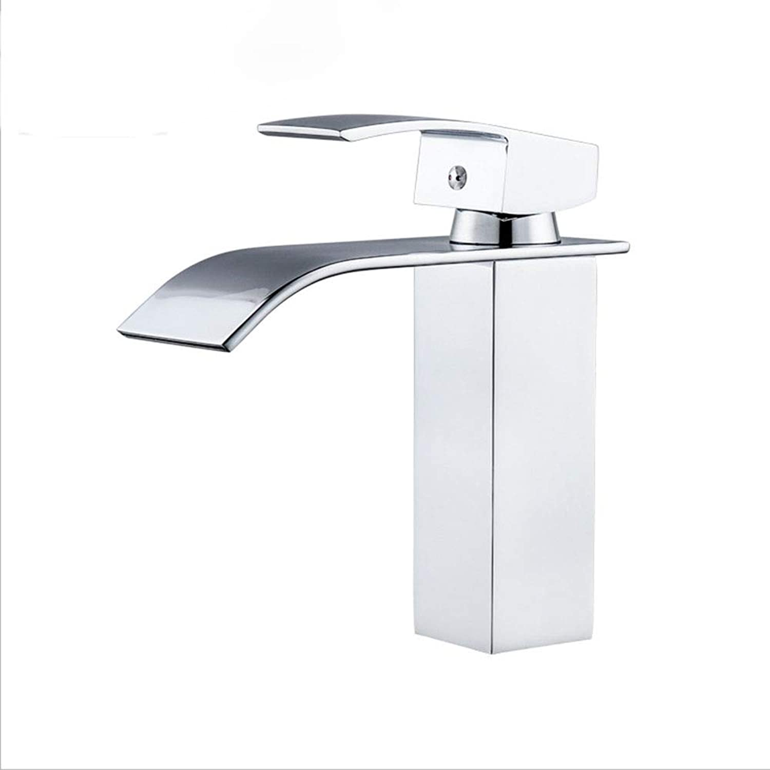 Towero Four basin faucet wide mouth waterfall faucet bathroom basin hot and cold water faucet