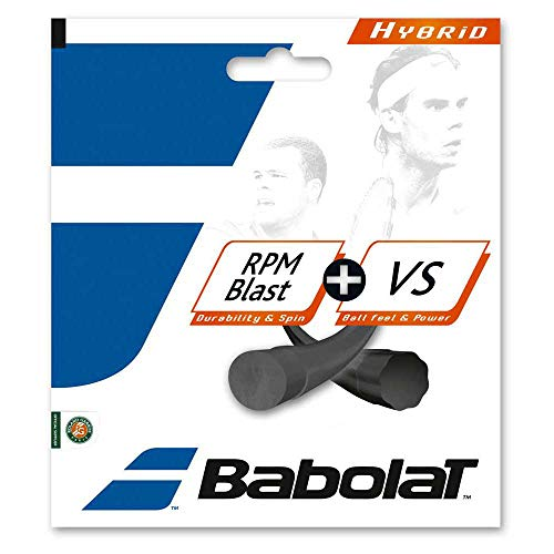 BABOLAT B281027:Set RPM 17G + VS 16G Tennis String