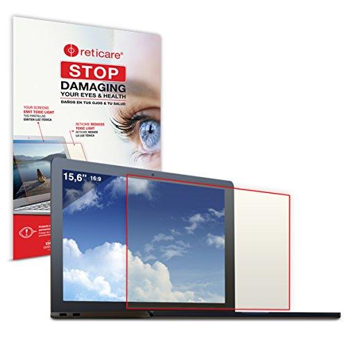 Reticare 352L-0215-B - Protector intensive  de ojos para ordenador portátil de 15.6'' (16:9)