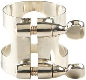 Selmer 1714N Nickel specialty shop Plated Alto Saxophone Ligature Ranking TOP19