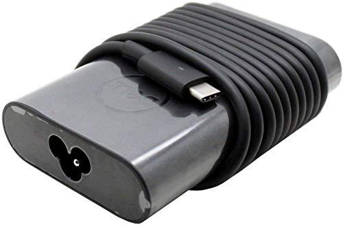 Genuine Dell 4RYWW HDCY5 45W USB-C AC Adapter Latitude 3390 5175 5179 5285 5289 7212 7275 7285 7289 7389 7390, XPS 12 9250, XPS 13 9365, 9370, Chromebook 5190 492-BBUS LA45NM150 HDCY5 4RYWW
