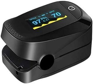 Pulse Oxímetro de Pulso Fingertip Modelo A2 (Negro)