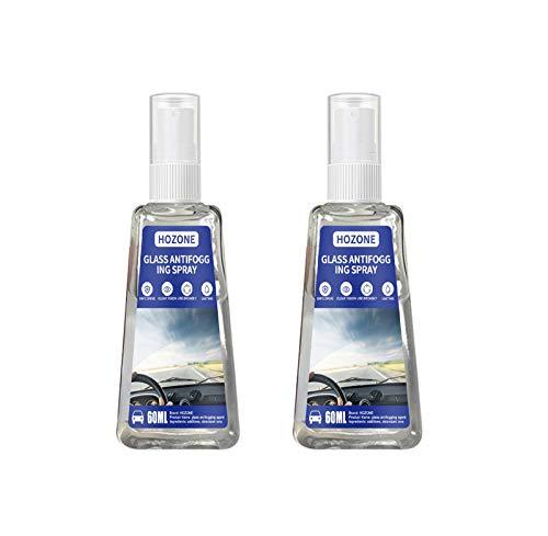Holshop Spray Antivaho para Gafas, Tratamiento Anti Vaho Que Evita Que se Empañen Las Gafas, Unisex Adulto protección eficaz contra el empañamiento y el empañamiento (B)