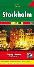 Stockholm (STADTPLAN) (English, Spanish, French, Italian and German Edition)