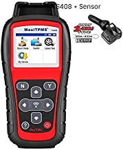 Autel MaxiTPMS TS408Pro TPMS Service Activate Relearn Tool Programs MX-Sensors(Advanced TS408/TS401 + MX-2in1MX-Sensor 433/315)