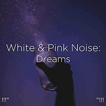 "!!!"" White & Pink Noise: Dreams ""!!!"