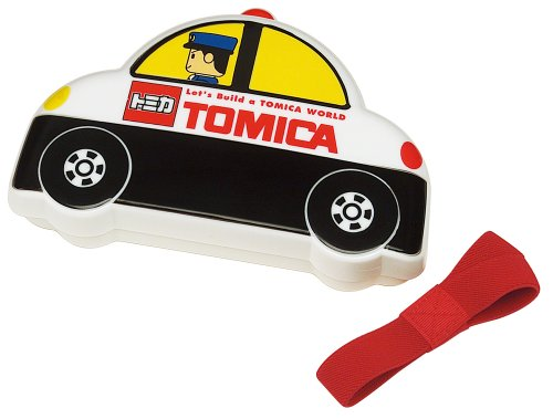 Bento Tomica Japanese Police Car Lunch Box (japan import)