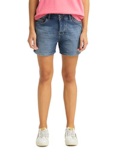 MUSTANG Damen Relaxed Fit Casual Shorts Jeans