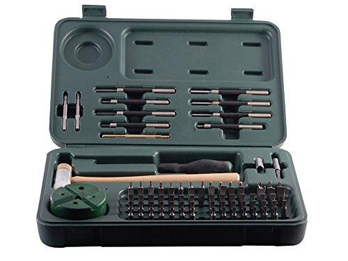 WEAVER 849719 Deluxe Gunsmith Tool Kit, Black