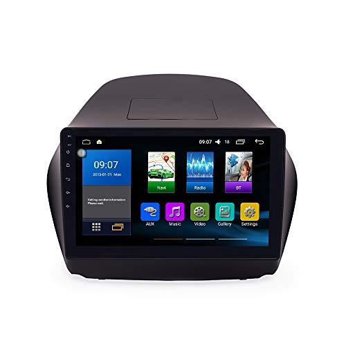 Android 10 autoradio Navigazione per auto headunit Stereo Lettore multimediale GPS Radio 2.5D IPS Touchscreen PerHyundai IX35 2010-2014