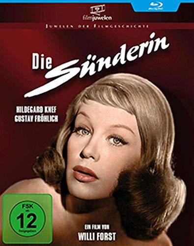 Die Sünderin - filmjuwelen [Blu-ray]