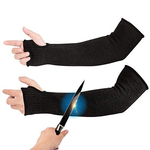Arm Protector Burn Sleeves Cut Heat Resistant