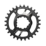 Sram X-Sync 2 Steel Direct Mount 6mm Offset Eagle Plato de Cadena, Unisex Adulto, Negro, 32T