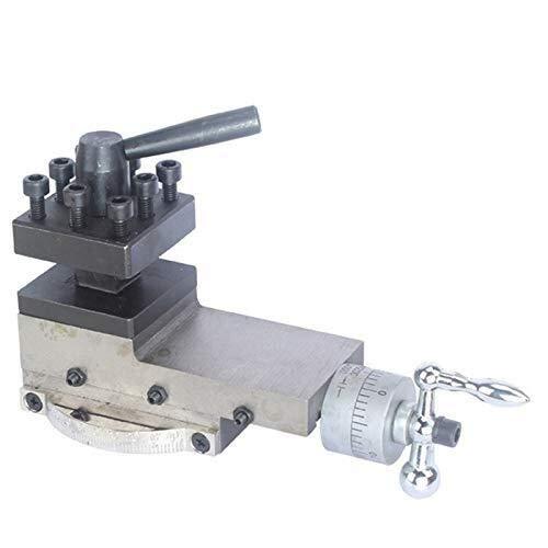 LIMEI-ZEN Lathe Tool Lathe Tool Holder/C2/SC2/C3 Machine Tool Slide/Slide Rest/Compound Rest Assembly