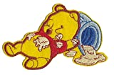 Winnie The Pooh (Honey Pot) Iron on Sew on Embroidered Badge Applique Motif Patch