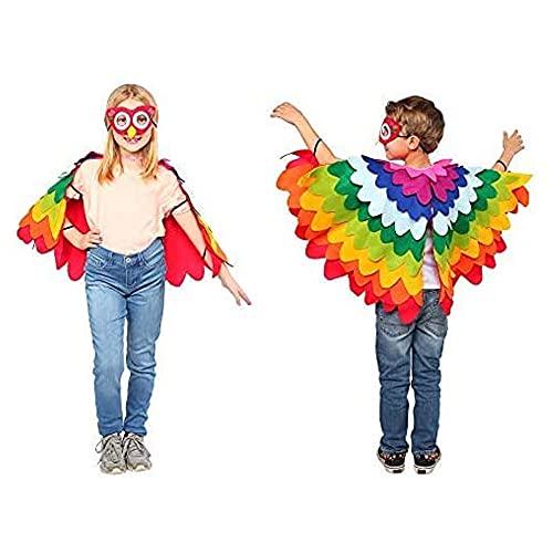 Dress Up America Parrot Costume - Cute, Fun,...