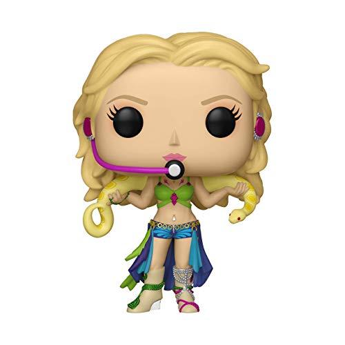 Funko 36651 Pop Vinilo: Rocks: Britney Spears: Slave 4U, Multi