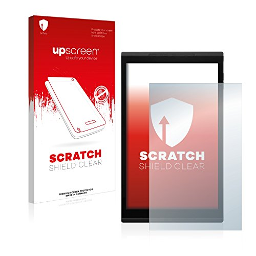 upscreen Schutzfolie kompatibel mit Medion X10300 (MD 60348) – Kristallklar, Kratzschutz, Anti-Fingerprint