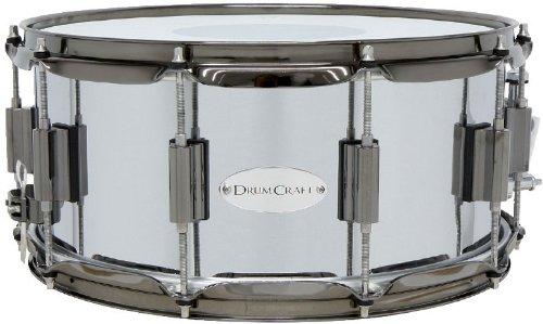 Drum Craft Series 8 Snaredrum aus Stahl 12 x 6 Inches