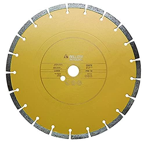 Bellota 50713-300 Disco Diamante Corte HÚMEDO General DE Obra Pro 10 300MM, Standard, 300 mm