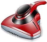 LTLJX Aspiradora UV Anti-ácaros del Polvo, los ácaros Elimina, Insectos y alérgenos for colchones, Almohadas, sofás de Tela, alfombras Y-Rojo (Color, Rojo), Red Bed LUDEQUAN (Color : Red)
