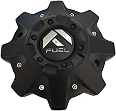 Fuel Offroad 1002-53B Cap M-447 Black 8 Lug Wheel Center Cap