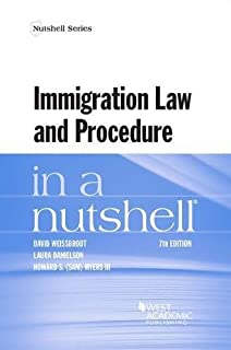 Immigration Law and Procedure in a Nutshell (Nutshells)